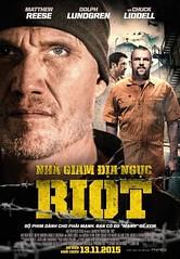 Riot (2015) อัดแค้นถล่มคุก