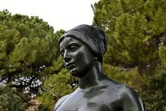 TORS DE L'ESTIU (1911), d'Arístide Maillol (Yeagov_Cat) Tags: barcelona catalunya montjuïc 1911 2016 miradordelpalaunacional nufemení torsdelestiu arístidemaillol