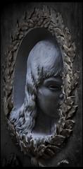 nightmare (kingeston) Tags: italy rome roma monster dark nikon italia tomb nightmare tomba degli cimitero monocrome inglesi d7000 kingeston