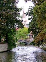 P1030131-Bruges, Belgium (CBourne007) Tags: city architecture buildings europe belgium bruges veniceofthenorth
