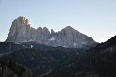 DSC_2856 (giuseppe.cat75) Tags: sunset italy mountains landscape nikon tramonto dolomiti valgardena sassolungo
