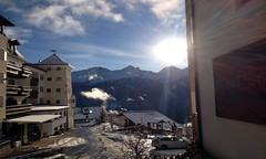 Happy morning in Serfaus-Fiss-Ladis. (Hotel Natuerlich) Tags: winter hotel tirol sterreich urlaub februar fiss 2016 natrlich serfaus