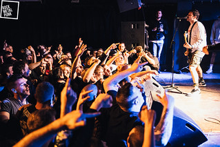 March 14, 2015 // Terror at Muziekodroom // Shot by Jurriaan Hodzelmans