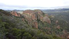 Balconies in Pinnacles NP