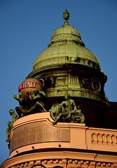 Wien - walking (ikimuled) Tags: vienna wien austria osterreich cupole