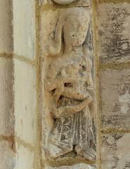 Biron - Saint-Eutrope / Notre-Dame (Martin M. Miles) Tags: france 17 luxuria biron saintonge charentemaritime poitoucharentes sainteutrope sainteutropiusofsaintes