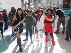 Loki, Misty Knight & Coleen Wing Cosplay with Xena (Trinity All-Stars) Tags: misty la costume expo cosplay wing center convention loki knight agent coleen asgard 2014 mistyknight comikaze comikazeexpo lokicosplay trinityallstars comikazeexpo2014 comikaze2014 mistyknightcosplay coleenwingcosplay coleenwing