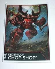chopshop transformers generations combiner wars legends class hasbro 2015 collector card (tjparkside) Tags: shop bug insect cards one 1 robot transformation transformer 10 alt beetle steps skills class master step card transformers thief ten legends chop cw g1 wars generations collectors mode generation steal collector alternate hasbro decepticon modes decepticons 2015 chopshop insecticon combiner insecticons