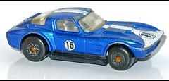 CHEVROLET Corvette grand sport (2893) MX L1090818 (baffalie) Tags: auto old classic vintage toys miniature voiture mx jouet ancienne diecast jeux