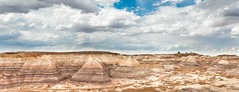 Arizona Wonder (Ron Drew) Tags: park arizona storm clouds nationalpark nikon painteddesert americanwest formations d800 petrifiedforest