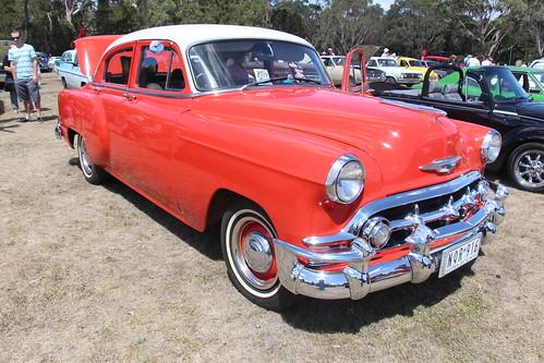 1953 Chevrolet 210 Deluxe Sedan