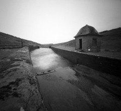 A Quiet Time (wheehamx) Tags: ninja pinhole moor fairlie