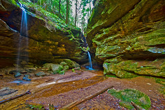 Conkles Hollow (brutus61534) Tags: park ohio nikon state hdr hockinghills conkleshollow d7100
