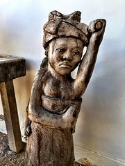 Wooden Carving (RobW_) Tags: africa haven west coast wooden south carving tuesday cape february oystercatchers westerncape paternoster 2016 09feb2016