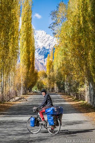 Jesienne klimaty w Pamirze