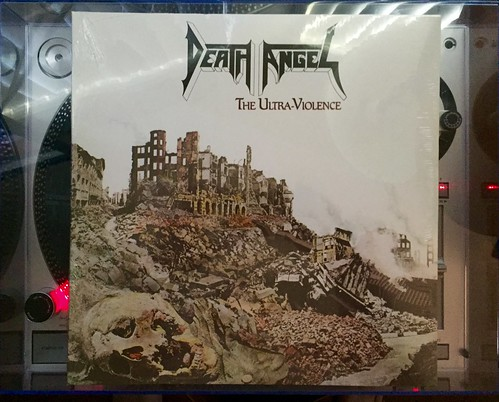 Death Angel ~ The Ultra-Violence (180g Re-issue)