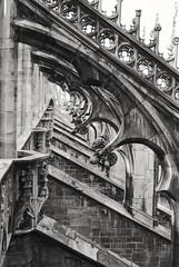 Gótico (rosiyagc) Tags: duomo milán gótico