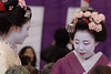 北野天満宮・梅花祭14・Kitano Shrine (anglo10) Tags: festival japan kyoto shrine 神社 北野天満宮 梅 祭り 京都市 京都府 梅花祭