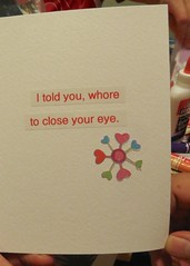 IMG_8036 (danimaniacs) Tags: cards day valentine valentines greeting craftnight