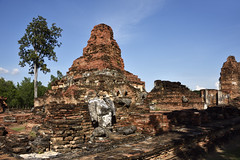 _GRL7778 (TC Yuen) Tags: architecture thailand ruins asia southeastasia buddha unesco worldheritage norththailand ancientcapital