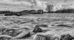 River Tees at Broken Scar, Darlington (K3v1n5) Tags: nikon 1870mmf3545g darlington 1870mm 1870 countydurham brokenscar princebishops d7100