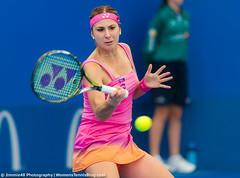 Belinda Bencic (Jimmie48 Tennis Photography) Tags: sport australia brisbane tennis 2016 brisbaneinternational belindabencic