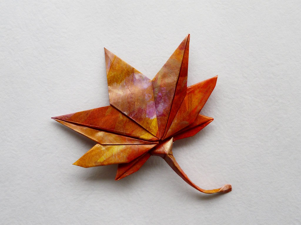 The World's Best Photos of leaf and origami - Flickr Hive Mind - photo#34