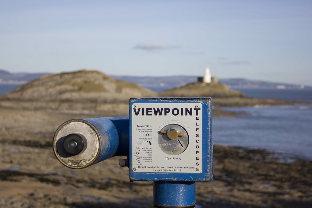 Viewpoint: Bracelet Bay Swansea, Wales