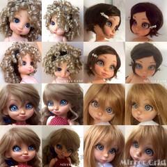 #enixe #enixeatelier #doll #dolls #dolly #custom #customdoll #dollcollector #dollculture #dollcustom #dollcustoms #disney #disneydoll #disneyanimator #disneyanimators #disneyanimatorooak #disneyanimatorscustom #repaint #restyle #relooking (enixe's) Tags: ariel square doll dolls ooak disney merida squareformat custom rapunzel animator animators repaint relooking restyle snowithe enixe iphoneography instagramapp uploaded:by=instagram enixeatelier