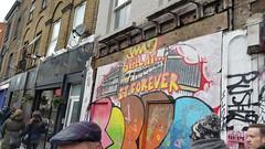 London Street Art (koothenholly) Tags: spitalfields robbo redchurchstreet londonstreetart