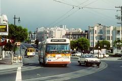 Muni #5119 (Jim Strain) Tags: muni sanfrancisco trolley bus coach cablecar transit jmstrain california