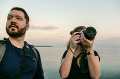 Wonder (Melissa Maples) Tags: sea beach water turkey evening spring nikon asia mediterranean photographer dusk trkiye joy josh antalya nikkor vr afs  18200mm  f3556g  18200mmf3556g d5100 konyaaltbeach konyaaltzero