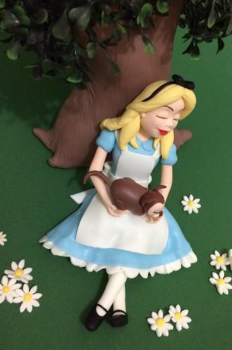 Alice no País das Maravilhas!