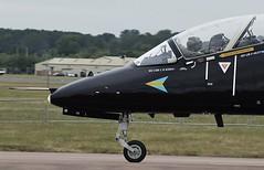 Solo Hawk Pilot (Fleet flyer) Tags: hawk systems gloucestershire british bae trainer raf t1 aerospace riat royalinternationalairtattoo royalairforce raffairford baehawk hawkt1 208squadron baehawkt1 advancedjettrainer britishaerospacesystems britishaerospacesystemshawkt1 jettrainertrainingaircraft