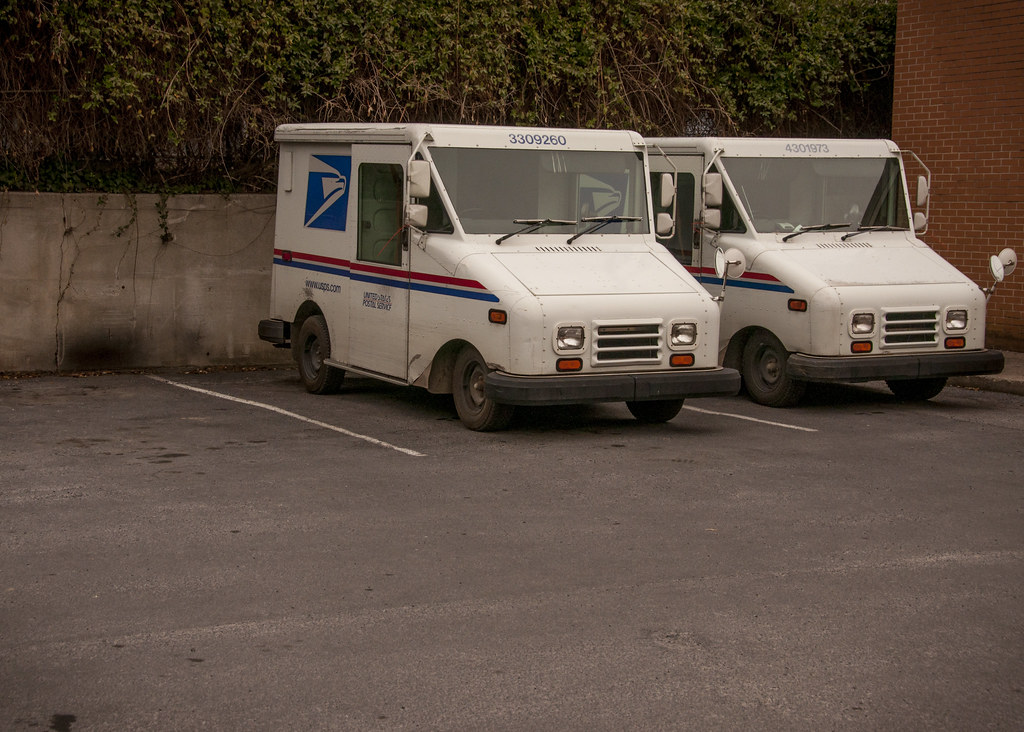 The World's Best Photos of grumman and mail - Flickr Hive Mind