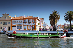 Colours of my city (Behappyaveiro) Tags: portugal europa lagoon jardim ria aveiro rossio moliceiro riadeaveiro aveirocity