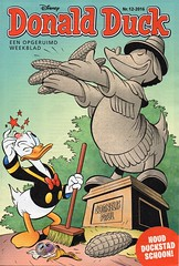 cover DD (streamer020nl) Tags: holland duck nederland donald cleaning clean nationale 2016 schoonmaken schoon prul opschoondag 190316
