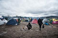 Idomeni, Greece (Federico Verani) Tags: camp europa europe mud refugees border confine eu greece macedonia grecia campo balkan schengen profughi refugeecamp fyrom fango migrants balcani migranti eidomeni campoprofughi schengenarea idomeni