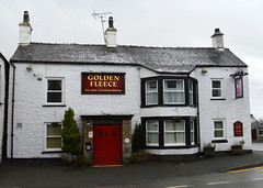 Golden Fleece inn, Brough, Cumbria (Tony Worrall) Tags: county old uk england white building architecture bar pub inn stream tour village open place drink grim empty small country north pass ale visit location made stop cumbria lane area eden build northern update past attraction boozer brough reic goldenfleeceinn welovethenorth
