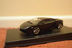 1:43 AutoArt Lamborghini Gallardo LP560-4 (dandude979) Tags: black cars scale car model lamborghini supercar gallardo supercars 118 143 diecast autoart hypercar hypercars lp5604