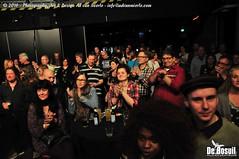 2016 Bosuil-Het publiek tijdendens Blues Caravan 2016 3