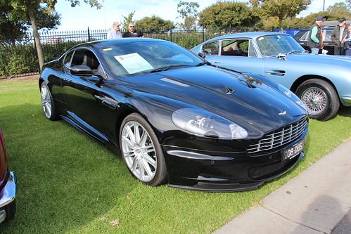 2008 Aston Martin DBS V12 Coupe