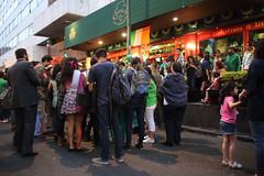 Mexican-Irish Family (Jos Ramn de Lothlrien) Tags: irish green fiesta cerveza stpatrick shamrock irlanda sanpatricio verda treboles irlandaenmxico mxicoirish mxicoingreen mxicoenverde tradicinirlandesa