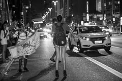 #SOSCOUPINBRAZIL (Luciano Marra) Tags: street brazil people bw night pb help civilrights onu politic coup