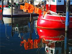 Reflections in the port of Niendorf (Ostseetroll) Tags: water reflections geotagged boats deutschland wasser boote deu schleswigholstein spiegelungen timmendorferstrand niendorf geo:lat=5399264413 geo:lon=1081489917