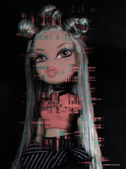 Asking 4 It (PancakeBoss) Tags: white black hot 2004 girl rock dark hair 3d doll who 4 it frankie jade rocker bitch looks streaks gwen mga stein stefani bratz yass asking edgy angelz glitched