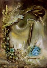 Des Malers Weg (ralf.czekalla) Tags: art artist kunst surreal canvas kunstwerk fantasie knstler malerei gemlde lmalerei czekalla