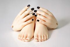 Detail: Hands & Feet (Labeula) Tags: boy feet hands doll sd bjd dollfie cho blushing mstyle asianballjointeddoll migidoll