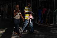 Willemstad | 2016 (Martijn Meijerink) Tags: city light shadow urban streets color colour colors digital colours fuji candid citylife streetphotography streetlife curacao finepix fujifilm unposed martijn willemstad meijerink unstaged straatfotografie 23mm zonefocus x100t