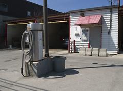 Car Wash (geowelch) Tags: carwash etobicoke urbanfragments carvacuum commercialbuildings olympusomdem5 panasoniclumixvario1445mm